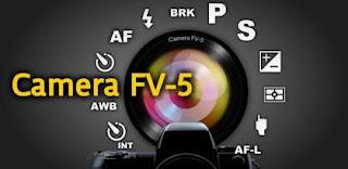 Download Camera FV-5 v1.22 Full for Android