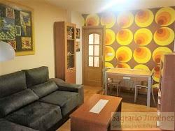 Piso de dos dormitorios en alquiler en Lagoas, amueblado, garaje. 550€
