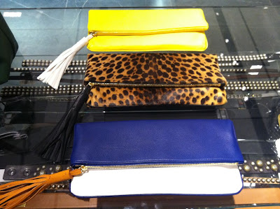 Barneys New York Elan Clutch