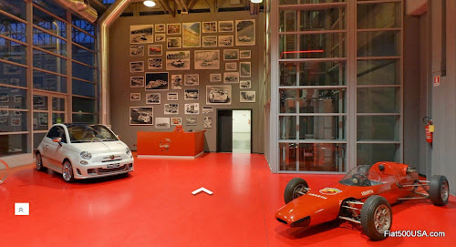 Officine Abarth HQ in Turin