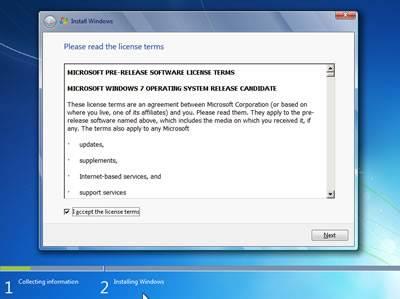Cara Install Windows 7 Beserta Gambarnya Lengkap