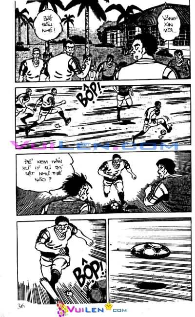 Jindodinho - Đường Dẫn Đến Khung Thành III Tập 63 page 36 Congtruyen24h