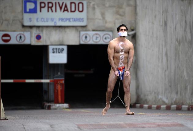 un cubano pinguo