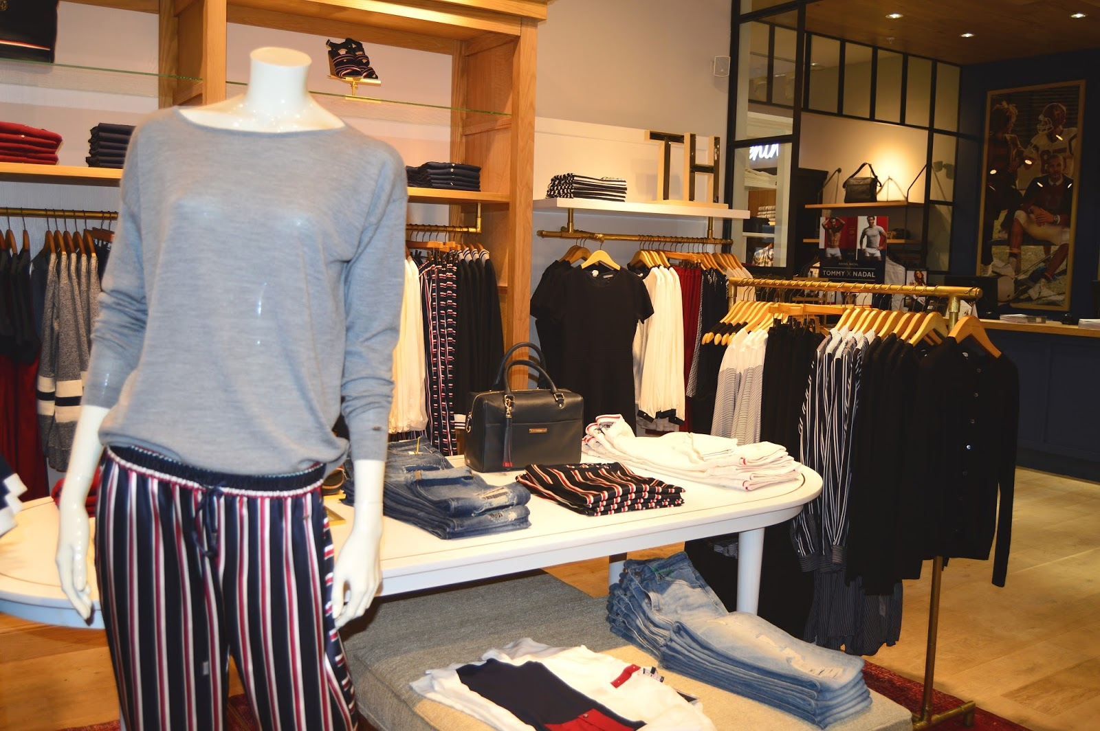 Swag Craze Tommy Hilfiger Opens A Standalone Store In