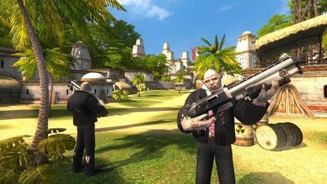 Serious Sam 2 PC Games Screenshots