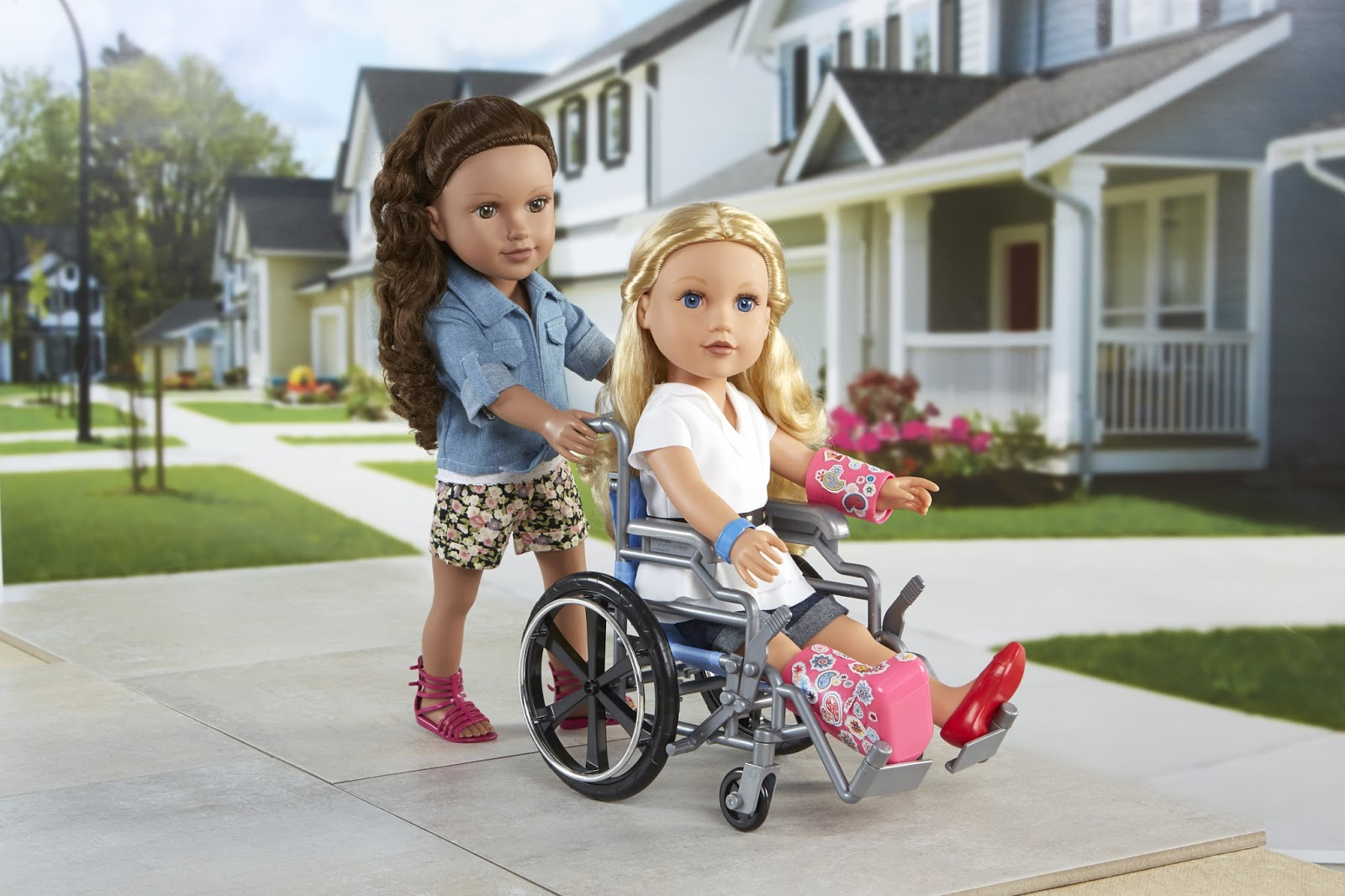 Toys R Us Journey Girls : Welcome to tmg: journey girls from toysr us are celebrating their