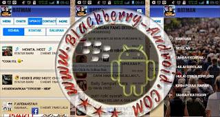 Download Kumpulan BBM MOD Thema Facebook Terbaru Versi 2.8.0.21