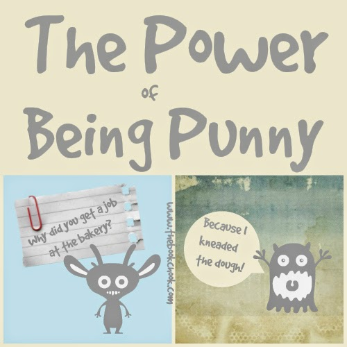 the book chook the power of being punny