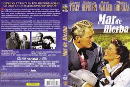 Mar de hierba (1947) - Carátula