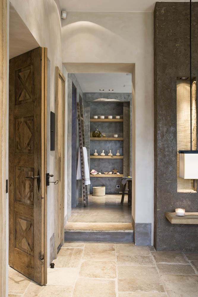 Estilo rustico pisos de piedra rusticos for Pisos rusticos