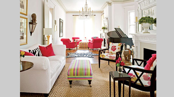 Traditional home living rooms decoration traditional home for Traditional home living room designs
