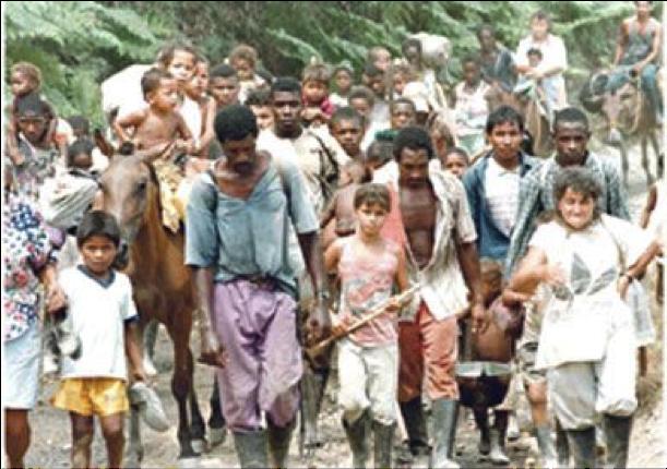 Colombia ¿De cuál paz habla señor Santos?