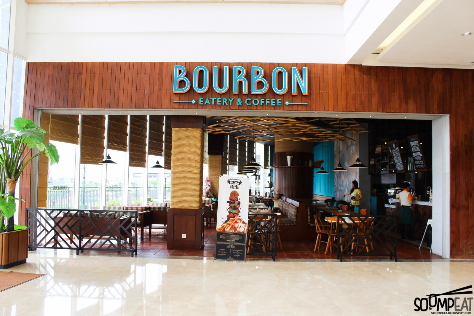 Bourbon eatery coffee mall alam sutera tangerang soompeat bourbon eatery coffee mall alam sutera tangerang thecheapjerseys Image collections