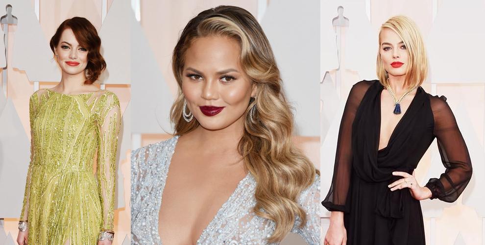 Óscares 2015: Os Melhores em Beleza