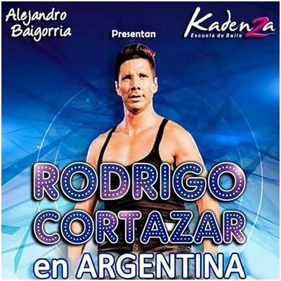 Rodrigo Cortázar en Buenos Aires