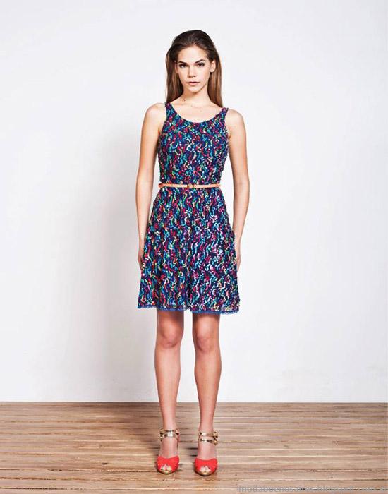 La Cofradía primavera verano 2014 vestidos