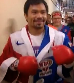 MANNY  PACQUIAO !