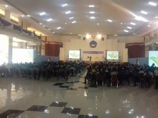 Ingin Ratakan Pembangunan, MUSPIMNAS PMII Dilaksanakan di Ambon