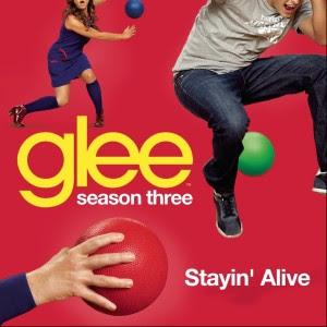 Glee - Stayin