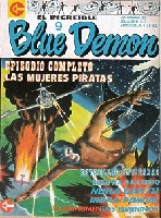 El increible Blue Demon No.9