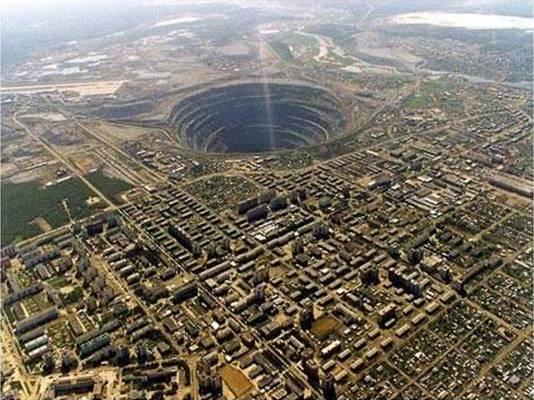 Largest Diamond Mine in the World