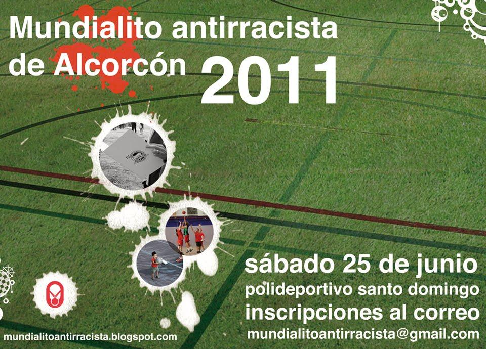 Mundialito Antirracista de Alcorcón