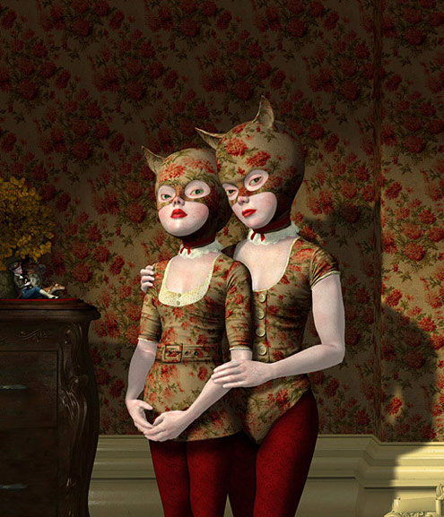 ray caesar wallflowers