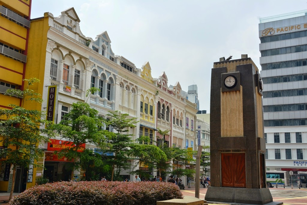 Kuala Lumpur Lebuh Pasar Besar