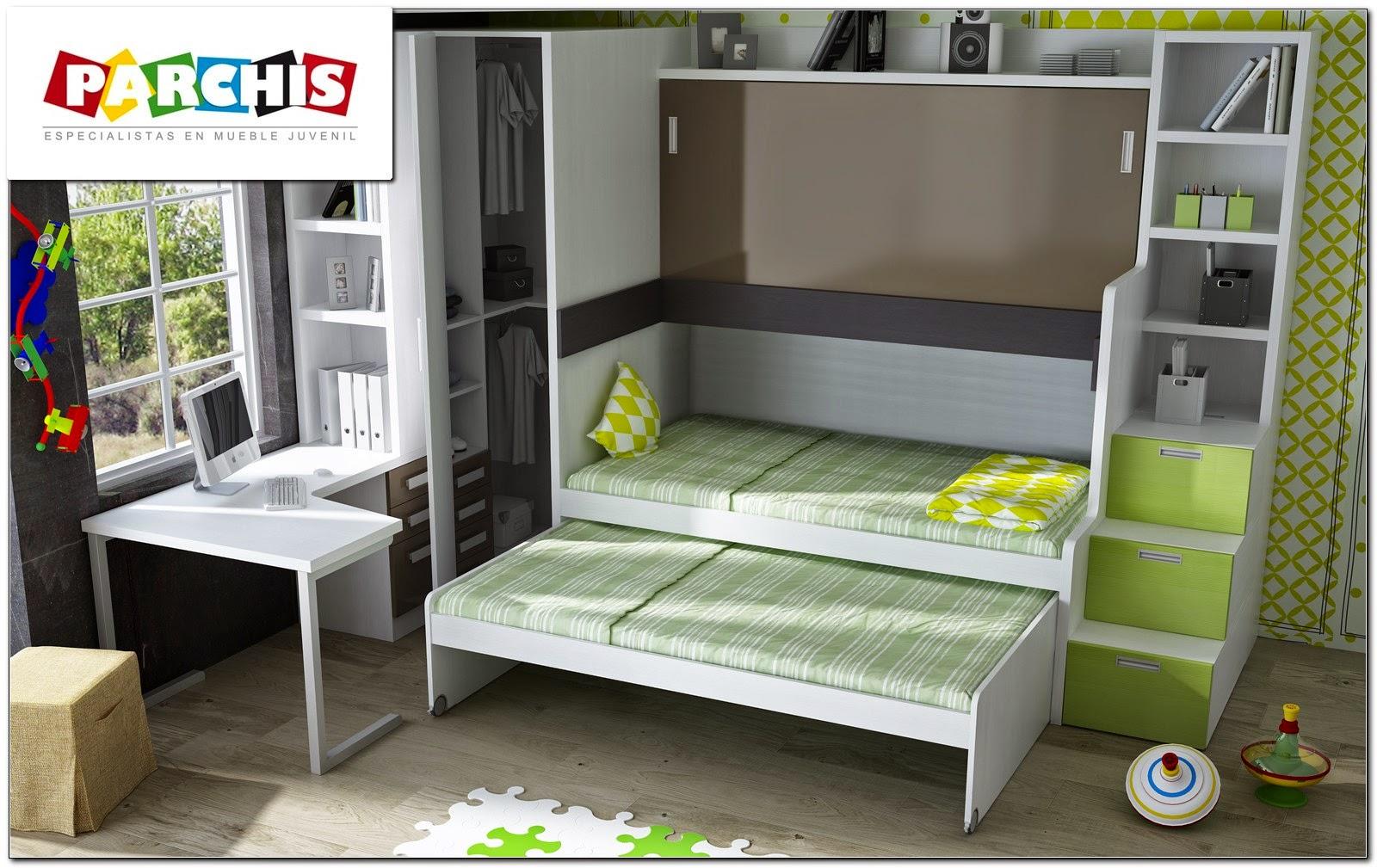 Muebles juveniles dormitorios infantiles y habitaciones juveniles en madrid son seguras las - Camas grandes ...