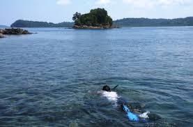 Temukan Harta Karun Dengan Menyelam Di Laut Pulau Abang