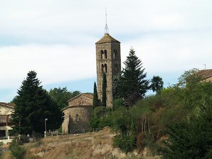 L'església de Sant Vicenç de Torelló