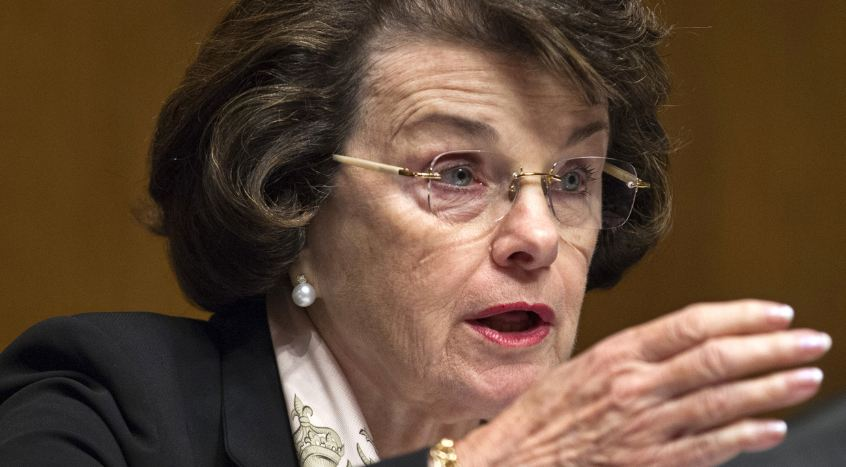 DIANNE FEINSTEIN: THE LEAKY DIANNE.
