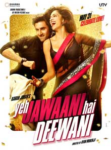 Yeh Jawaani Hai Deewani Movie Review