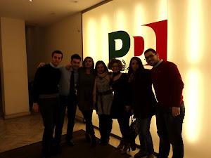 Al Partito Democratico di Roma