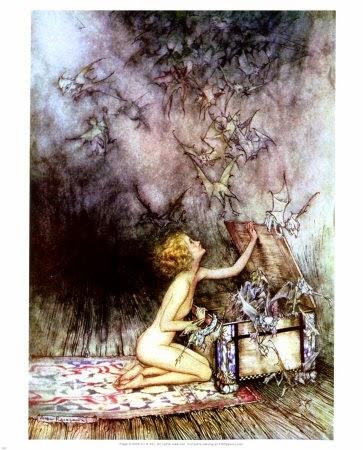 El Misterio De La Caja De Pandora La Verdad Mundial