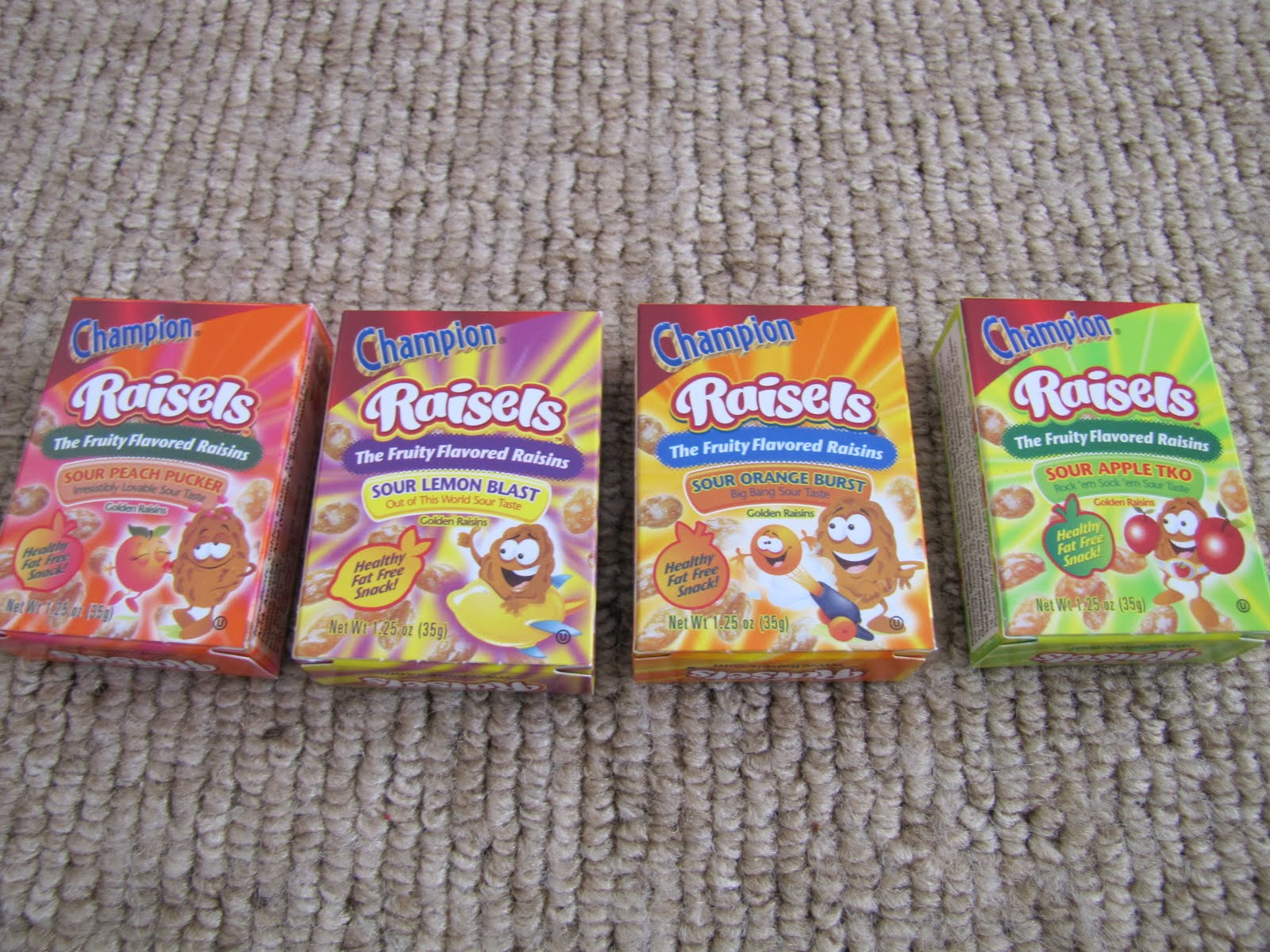 A Healthier Alternative To Candy Raisels Review Giveaway