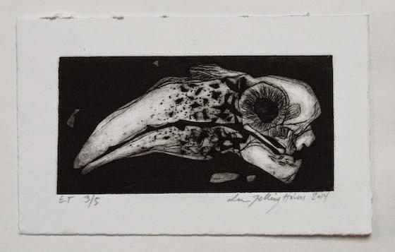 Lene Jelling Holm: Fuglekranie, 2014