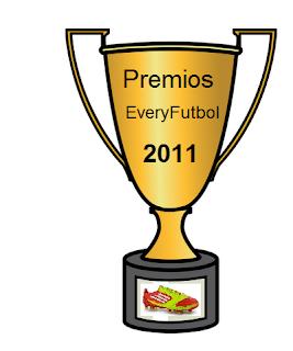 Ganadores de los Premios EveryFutbol 2011