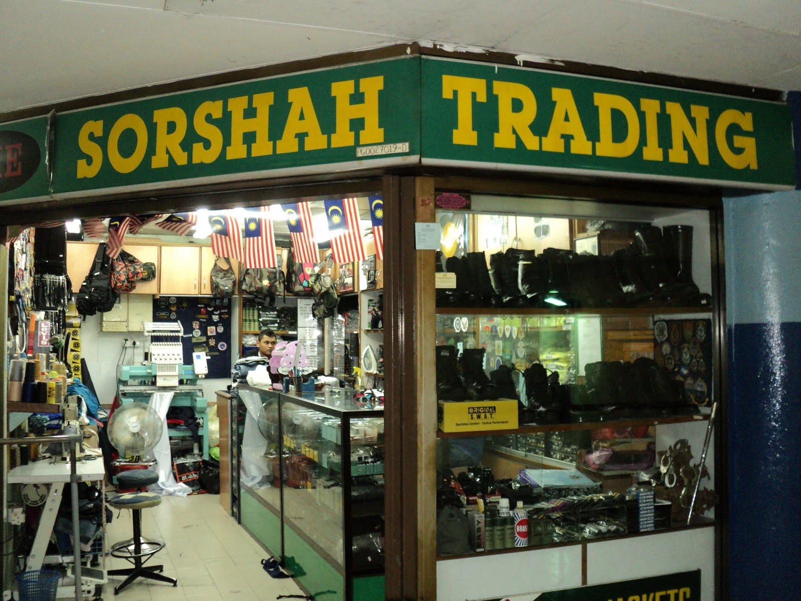 SORSHAH TRADING