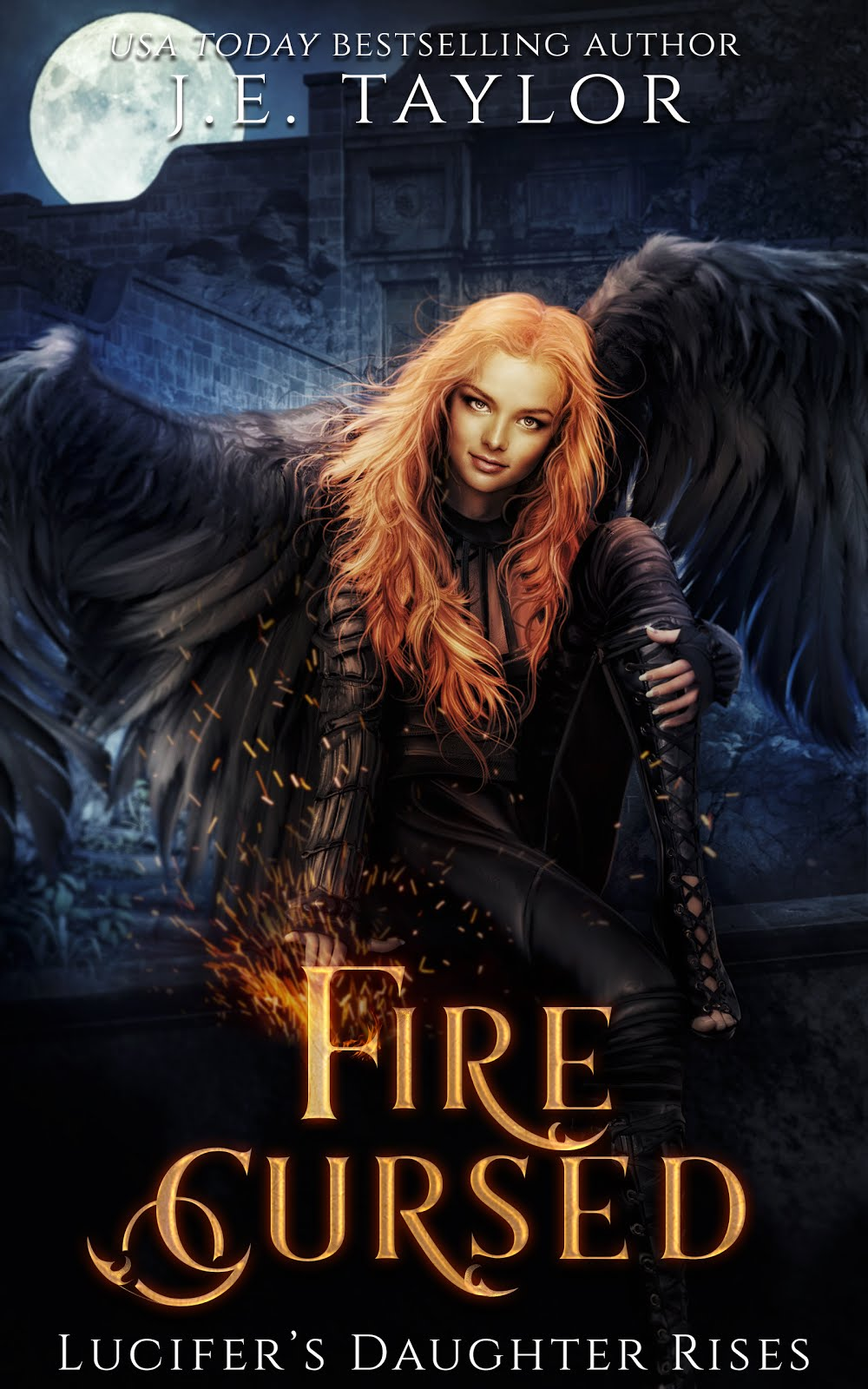 Fire Cursed Book 1