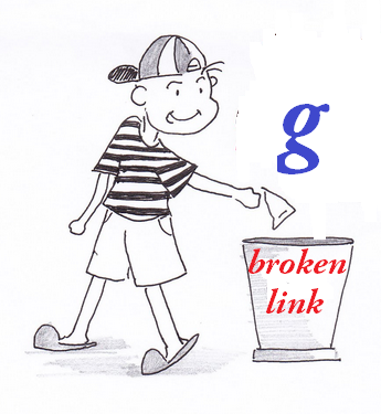 mengatasi broken link