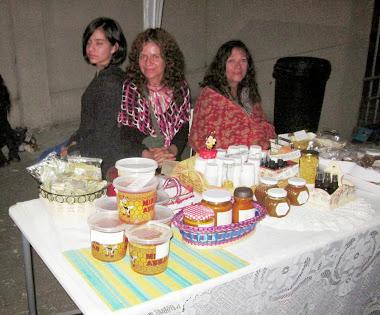 Artesanías y degustaciones en V Festival Nacional del Folclor de Chillán