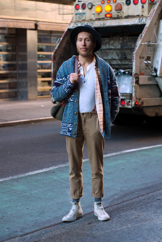 best street style of 2012 