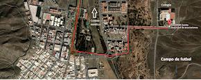 Centro Municipal de Asociaciones Tagoror  Gran Tarajal - Como llegar.