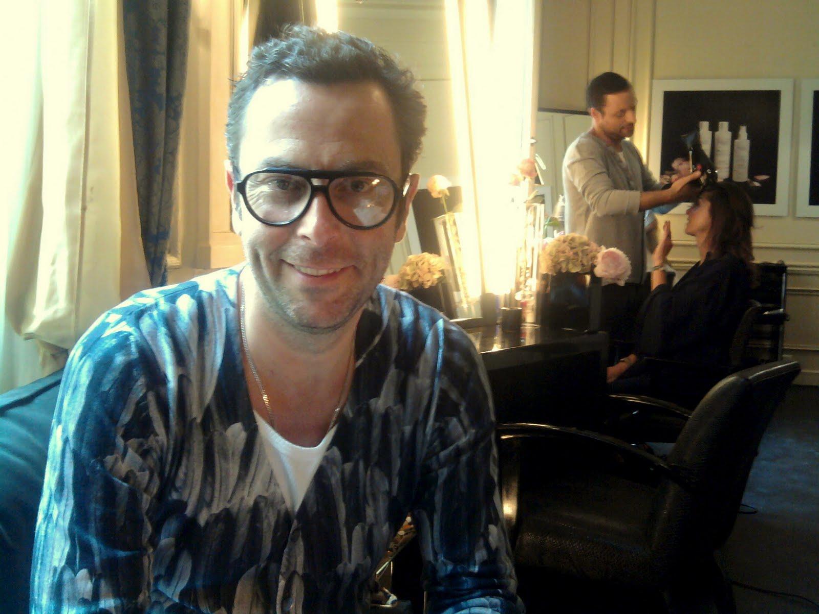 D maquillages blog beaut l 39 effet papillon - Salon christophe robin ...