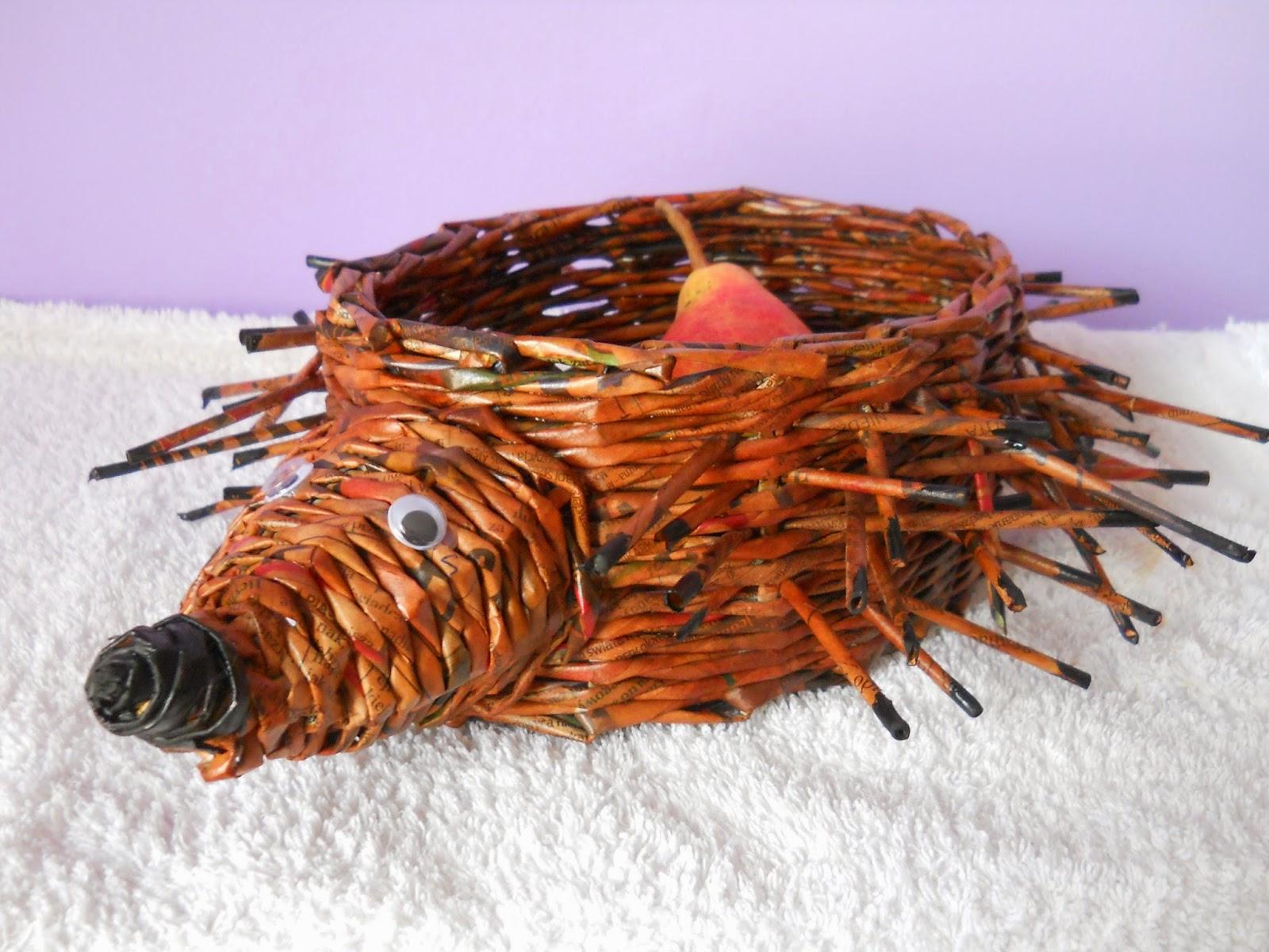 jeżyk koszyk