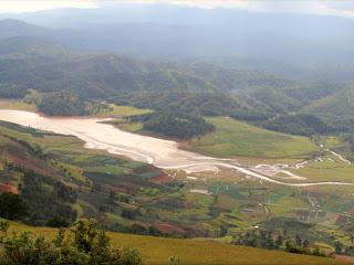 Lang Biang Mountains