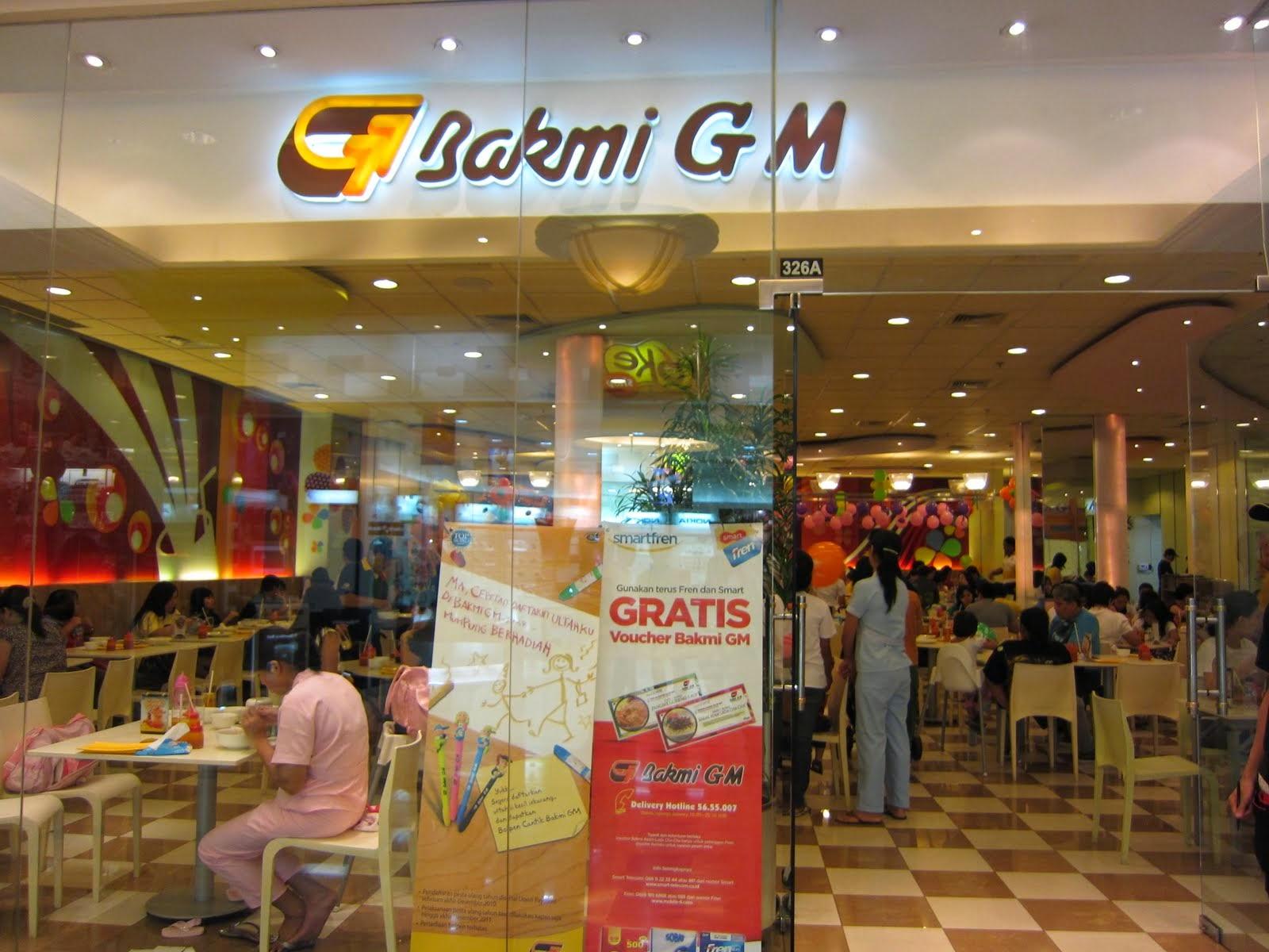 Harga Paket Ultah Anak Bakmi GM Terbaru 2014