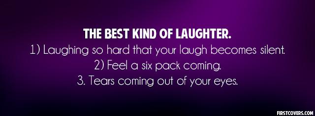 "<img src=""http://1.bp.blogspot.com/-liur6TVMIXg/UfXcIRED9iI/AAAAAAAADCM/QUjjlImyNHI/s1600/the_best_kind_of_laughter-4905.jpg"" alt=""Funny Facebook Covers"" />"
