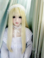 Chinese Human Doll
